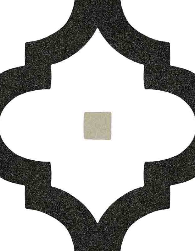 carrelage imitation carreaux de ciment motif g om trique bo0210005. Black Bedroom Furniture Sets. Home Design Ideas
