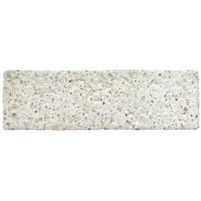 Carrelage briquette terrazzo gris - CI8503002