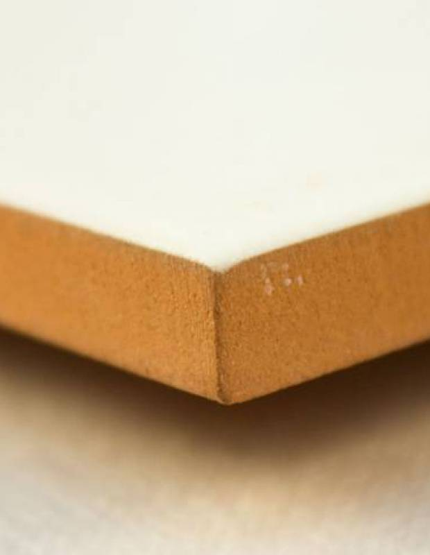 Carrelage imitation carreau ciment blanc 20 x 20 cm - VI0104001