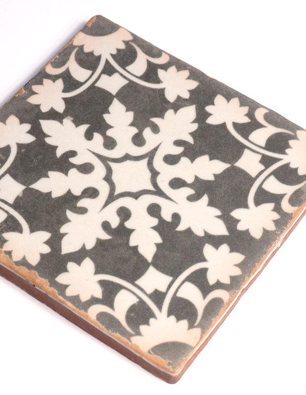 Carrelage imitation parquet mat marron 25x100.8 cm - PO0401007