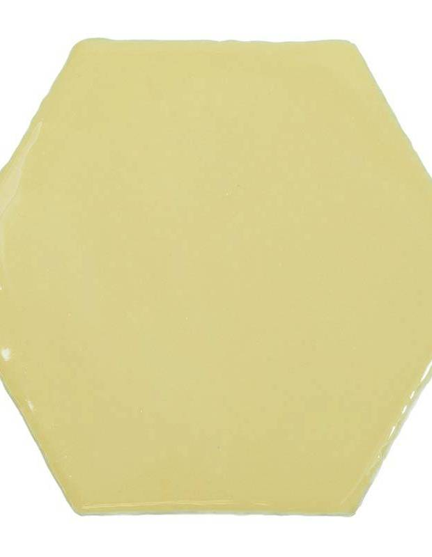 Carrelage hexagonal mural tomette artisanale - CE1406040