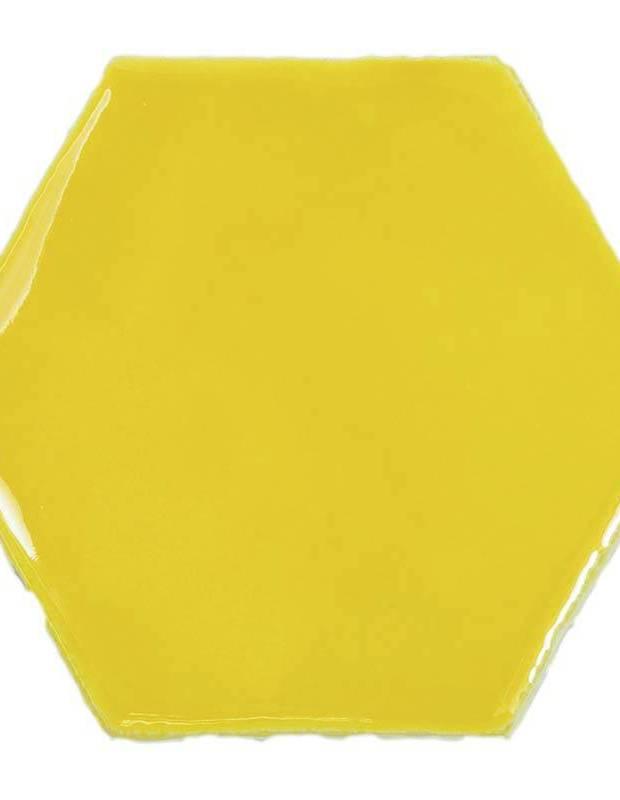 Carrelage hexagonal mural tomette artisanale - CE1406024