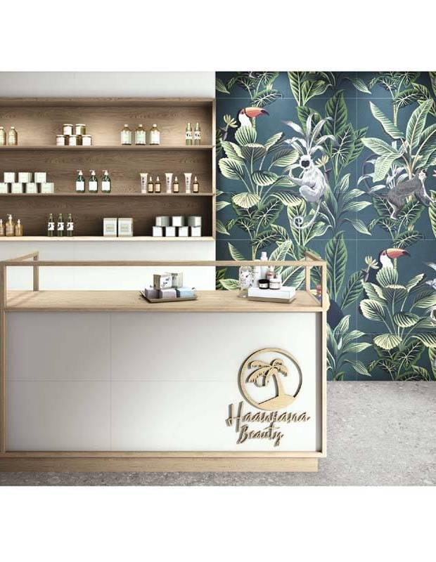 Collection Jungle esprit exotique contemporain - JU0305002