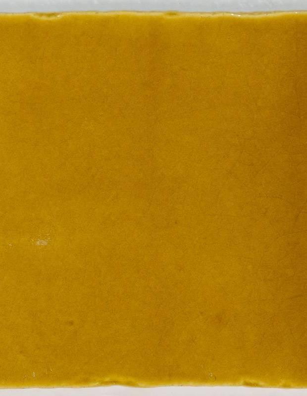 Carrelage mural artisanal brillant beige 13 x 13 cm - EL1401002