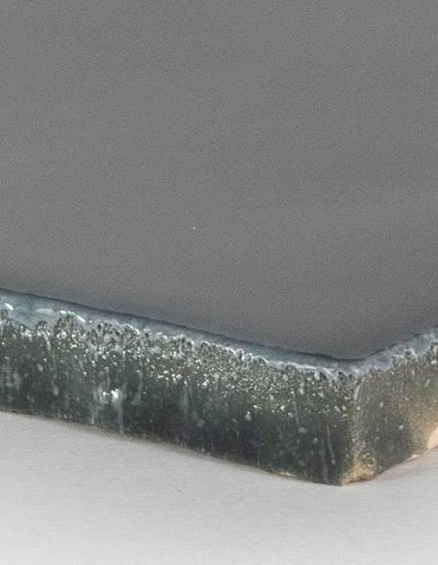 Carrelage artisanal 10 x 10 type terre cuite émaillée CE1406074