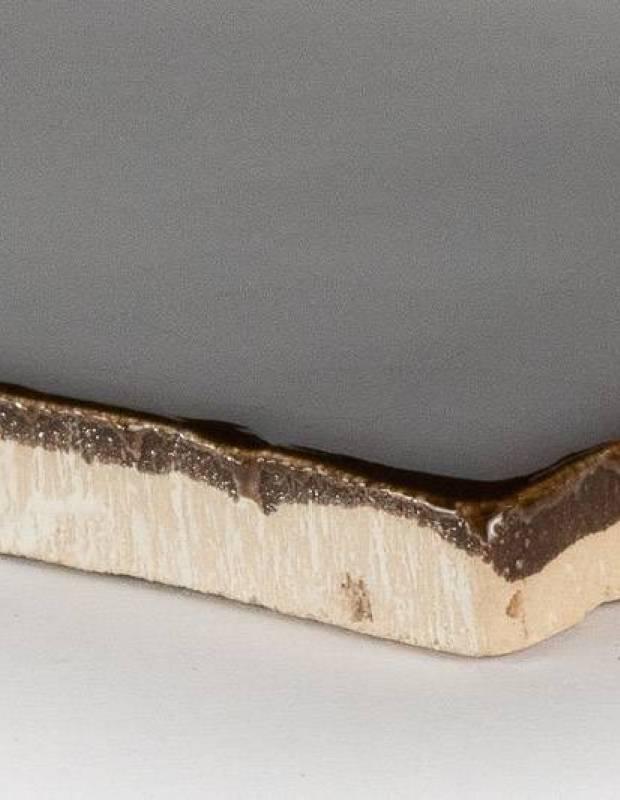 Carrelage artisanal 10 x 10 type terre cuite émaillée CE1406092