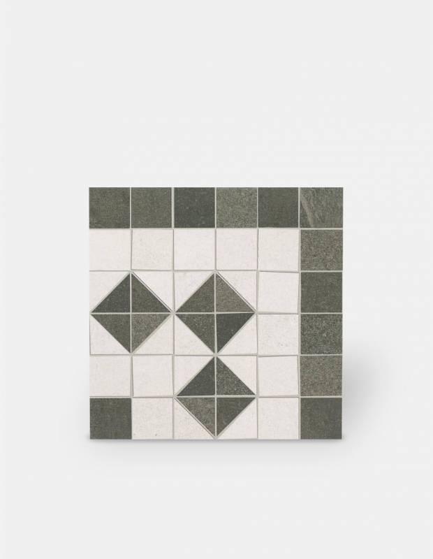 Carrelage imitation carreau ciment sol et mur 15 x 15 cm - VI0202020