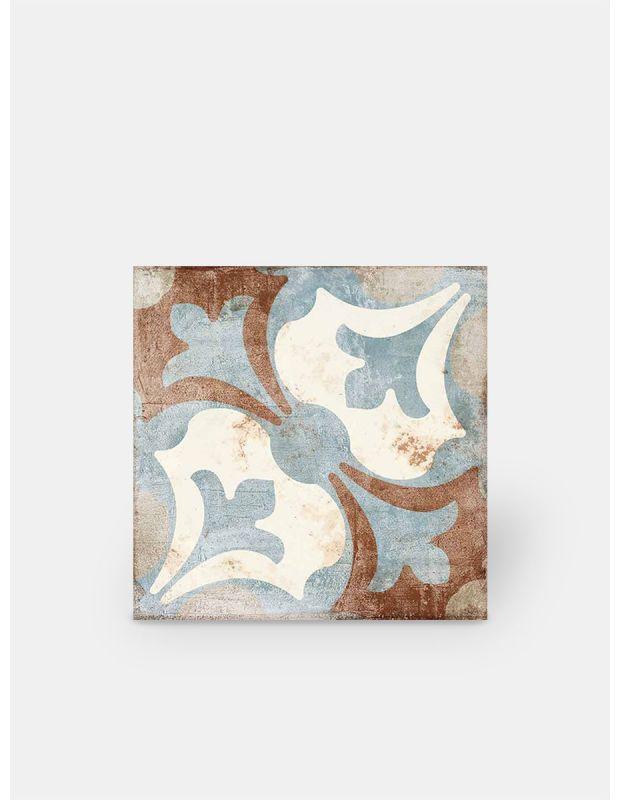 Carrelage imitation carreau ciment sol et mur 20 x 20 cm - VI0203005