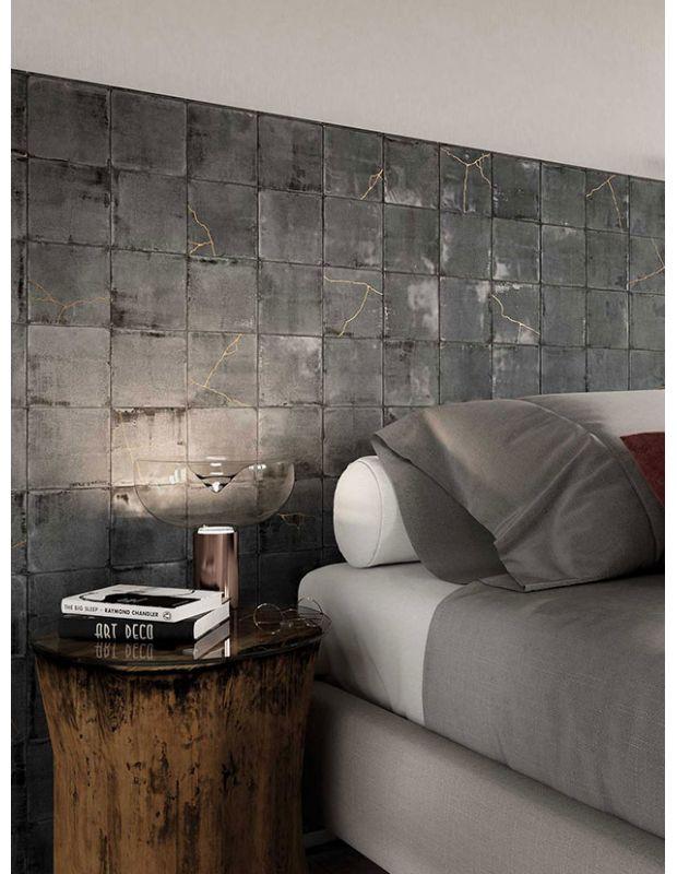 """Carrelage design lettre """"I"""" 10x10 cm mat blanc 10 x 10 cm - LE0804009"""