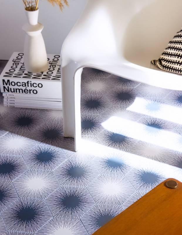 """Carrelage design lettre """"W"""" 10x10 cm mat blanc 10 x 10 cm - LE0804023"""